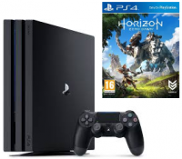 Console PS4 Pro - 1To + Horizon Zero Dawn