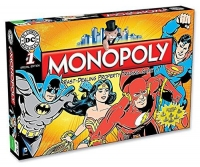 Monopoly - Edition DC Comics / Halo / Fallout / Marvel