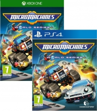 Micro Machines World Series + 5€ Offerts (Adhérents)