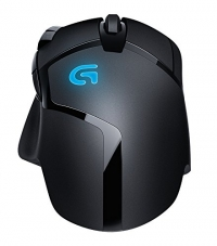 Souris Logitech G402 Hyperion Fury FPS Gaming USB
