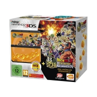 Console New Nintendo 3DS + Dragon Ball Extreme Butoden