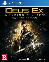 Deus Ex: Mankind Divided - Version Steelbook