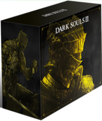 Dark Souls III - Collector Edition + Dark Souls (rétrocompatible)