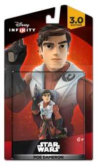 Figurine Disney Infinity 3.0 - Star Wars : Poe Dameron