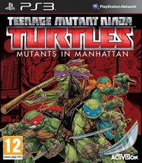 Teenage Mutant Ninja Turtles : des Mutants à Manhattan