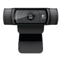 Webcam Logitech HD Pro C920 Refresh (via mobile)