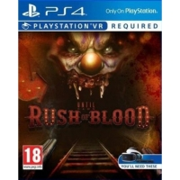 Until Dawn : Rush Of Blood (VR)