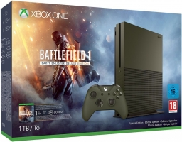 Console Xbox One S - 1To - Edition Spéciale + Battlefield 1