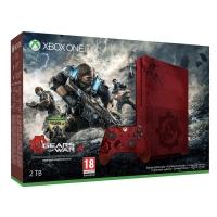 Console Xbox One S 2 To Édition Limitée + Gears Of War 4 Ultimate Édition