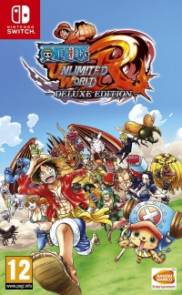 One Piece : Unlimited World Red - Deluxe Edition