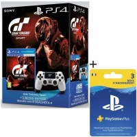 bon plan gran turismo sport manette edition limit e gt sport abonnement playstation plus 3. Black Bedroom Furniture Sets. Home Design Ideas