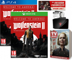 Wolfenstein II : The New Colossus -  Edition Welcome to Amerika + The Freedom Chronicles : Épisode zero (DLC)
