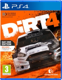 Dirt 4 - Day One Édition