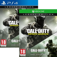 Call Of Duty: Infinite Warfare - Legacy Edition dès 100€ d'achat