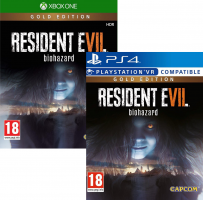 Resident Evil 7: Biohazard - Gold Edition + 10€ Offerts