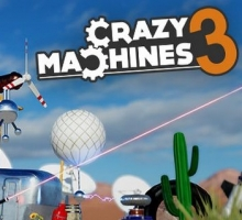 Crazy Machines 3 (Steam)