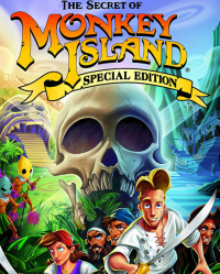The Secret of Monkey Island: Special Edition (Code Steam)