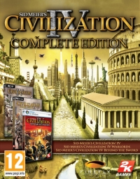 Sid Meier's Civilization IV: The Complete Edition (Code - Steam)