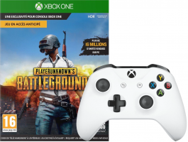Manette pour Xbox One / PC + PlayerUnknown's Battlegrounds