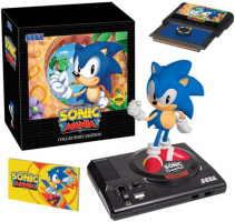 Sonic Mania - Edition Collector (49,75€ sur Xbox One)