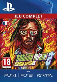 Hotline Miami 2 : Wrong Number (Code)