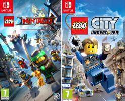 Bon plan lego city undercover ou lego ninjago le film - Jeu lego ninjago gratuit ...