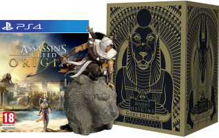 Assassin's Creed Origins - Edition Collector Gods