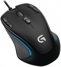 Souris Gaming Optique - Logitech G300S Refresh (9 Boutons, 2500 PPP)