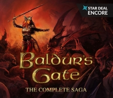 Baldur's Gate : The Complete Saga (Steam - Code)
