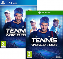 Tennis World Tour (39,90€ sur Switch)