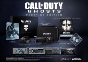 Call of Duty : Ghosts - Edition Prestige