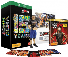 WWE 2K18 - Edition Collector
