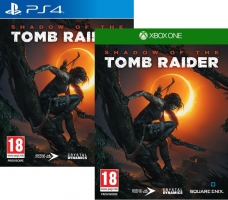 Shadow of the Tomb Raider (40,29€ sur PC)