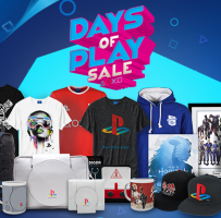 Promo d'été : 181 Articles en Promotion, ex : T Shirt Playstation à 5,99 €