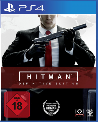 Hitman - Définitive Edition - Steelbook Edition