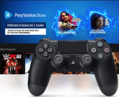 PlayStation Now : abonnement de 1 mois
