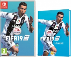 FIFA 19 + Guide Officiel + 10€ Offerts