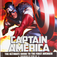 Livre Captain America - The Ultimate Guide To The First Avenger