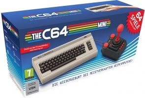 Console The C64 Mini (64 Jeux)
