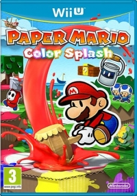 Paper Mario : Color Splash