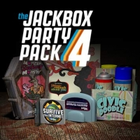 The Jackbox Party - Pack 4 (Code - Steam)
