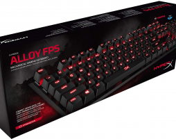 Clavier Gaming mécanique - HyperX Alloy FPS - Cherry Red