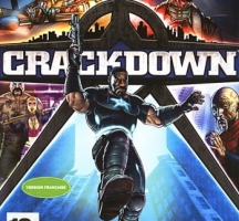 Crackdown (Rétrocompatible Xbox One)