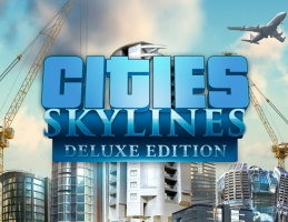 Cities Skylines - Deluxe Edition (Steam - Code)