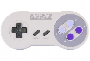 Manette Rétro - 8bitDo SF30 - Bluetooth / USB