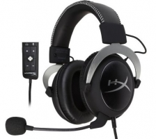 Casque gamer HYPERX Cloud II - Silver