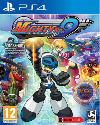 Mighty No. 9 + Artbook + Poster
