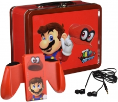 Kit Lunch Box Super Mario Odyssey