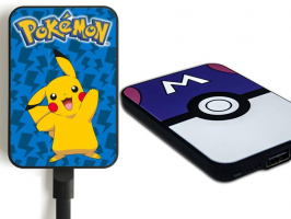Batterie Externe PowerBank (5000mAh) - Pokémon