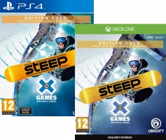 Steep : X Games - Gold Edition